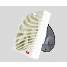 "JEE 03-15WU-CL 6"" Round Ventilation Fan (With Louver)"