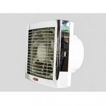 "JEE 05-15WU-E-C 6"" Electric Venilation Fan(Chrome Louver)"