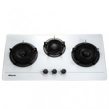 Rasonic RG-323GW 86cm Built-in 3-Burner LP Gas Hob