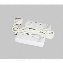 JEE 202 13A 2 Way Switch Socket Outlet / Cable