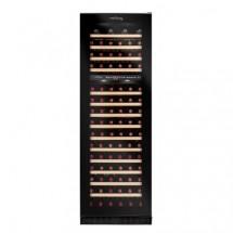 Vinvautz VZ125BDHK-L Dual Zone Wine Cellar
