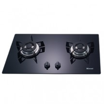 Rinnai RRTB62SG LPG 75 cm Built-in 2-Burner LP Gas Hob