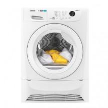 Zanussi ZDC8203W 8.0kg Free-standing Condenser Dryer