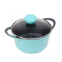 Imarflex 伊瑪牌 990036 24cm 壓鑄雙耳燉鍋