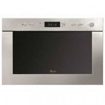 Whirlpool AMW498/IX 22litres Microwave Oven with Grill