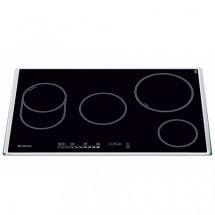 Ariston NRO841OX 80cm Built-in 4-zone Ceramic Hob