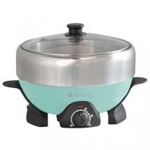 Turbo Italy TMC-80 Multifunctional Combo shabu pot roast