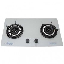 Austbo AT-2000SB TP Built-in Double Burner Gas Stove