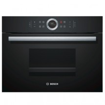 Bosch CDG634BB1 38Litres Built-in Steam Oven (Black)