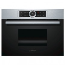 Bosch CDG634BS1 38Litres Built-in Steam Oven (Stainless steel)