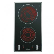 Ariston DK2KIX 30cm Built-in 2-zone Infrared Electric Hob