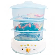 Goodway GF-339 13.5 Litres 900W Electric Steamer