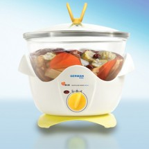 German Pool GMD-50 5 Litres Healthy Slow Cooker