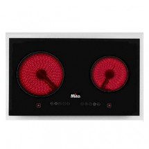 Mita VC702HS 70cm Built-in/Free-standing 2-zone Ceramic Hob