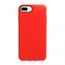 Monocozzi Lucid手機殼 iPhone 7s plus 紅色