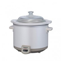 Panasonic NF-M15B/W Electric Slow Cooker