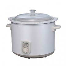 Panasonic NF-M30B/W Electric Slow Cooker