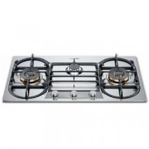 LaGermania P9C01D9XT-LPG 90cm Built-in 3-burner LP Gas Hob