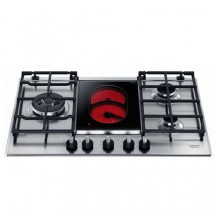 Ariston PK741RQOGH/HA-TG 75cm Built-in 3-zone Town Gas Cooktop