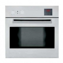 Baumatic PRO02-INX 65Litres Freestanding Multifunction Oven (Stainless Steel)