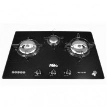 Mita PV730RTLPG 73 cm Built-in 3-Burner LP Gas Hob