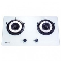 Rasonic RG-213GW LPG 75 cm Built-in 2-Burner LP Gas Hob