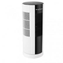 Smartech SF-1238 Mini Round Tube Desktop Digital Oscillating Tower Fan