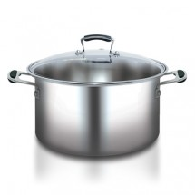 German Pool SSP-12 Stainless Steel Pot (Accessory for Halogen Cooking Pot)