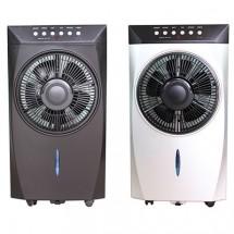Turbo Italy THF-105 超聲波遙控冷霧風扇 (黑色或白色)