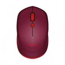 Wireless Mouse M337 - red