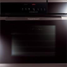 Kuppersbusch WS6014.1J2 56cm Built-in warming drawers (Black Chrome)