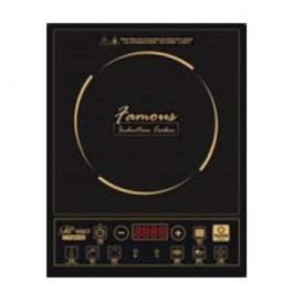 Famous 法國名家 FI-818M 1800瓦 按鍵式黑晶電磁爐
