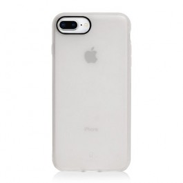 Monocozzi Lucid手機殼 iPhone 8 透明白色