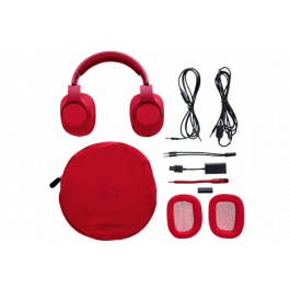 G433 Prodigy Gaming Headset Red