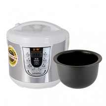 Golden Well 金樂 GBC-3D 3公升 黑晶陶瓷營養飯煲