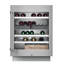 Gaggenau RW404261 60cm 內置式底層雙溫區酒櫃