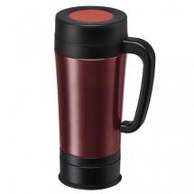 PO Selected 一刻手沖咖啡保溫杯 全紅色