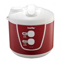 Imarflex 伊瑪 IRC-YH50D 元氣·紅 1.8公升特厚內膽西施煲