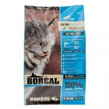 Boréal 三魚鮮肉貓糧 全貓