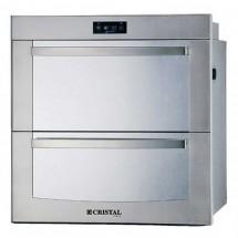Cristal 尼斯 D36DSS 90公升 內置式安全清毒碗櫃