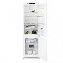 Electrolux 伊萊克斯 ENC2858AOW 255公升 內置式底層冷凍雙門雪櫃