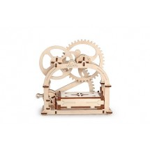 Ugears Mechanical Box 立體名片盒