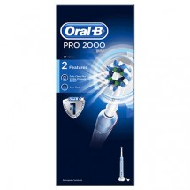 Oral-B Prof. P2000 充電電動牙刷