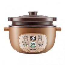 San'Dy 家典 SDM-888-1.2 (1.2L) 「石瓷燒」煲仔燜燒鍋