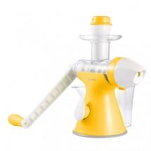 Smartech SI-2618 2合1手動慢磨果汁/雪糕機