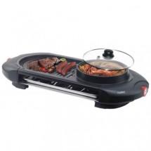 Turbo Italy THP-898 1800W 二合一電燒烤爐連迷你火煱