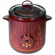 Tutto 土豆 TSC-3900 9.0公升 紫砂燉盅