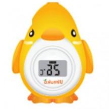 Ulmuka 浴室房間溫度計(小雞)