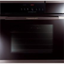 Kuppersbusch WS6014.1J5 56厘米 內置式暖碗碟櫃 (啞光黑)